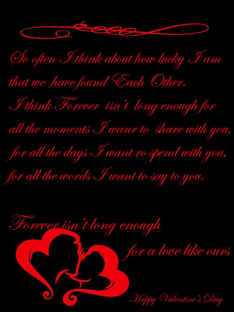 For my Valentine~ by Night-Rader