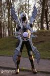 nightblade irelia cosplay by daraya