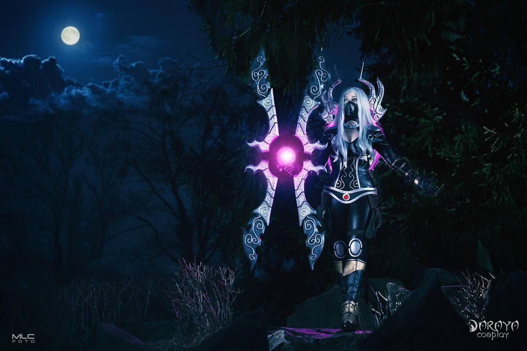 Nightblade Irelia - Daraya cosplay