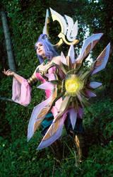 Order of the Lotus Irelia 2 by Daraya-crafts