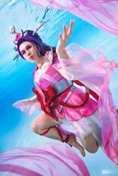 Underwater Sacred Sword Janna