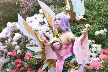 Order of the Lotus Irelia - Daraya cosplay