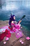 Sacred Sword Janna - Daraya cosplay by DarayaArt