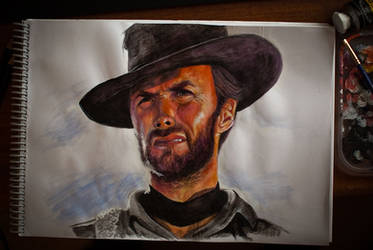 Clint Eastwood by asiantuntija