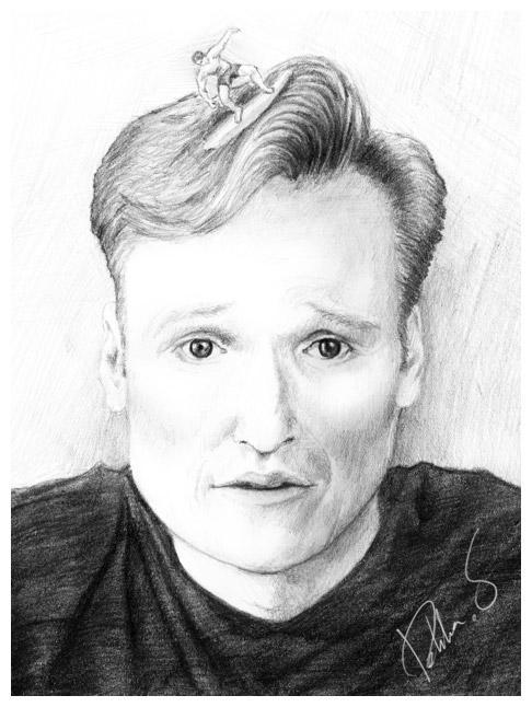 Conan O'Brien by asiantuntija