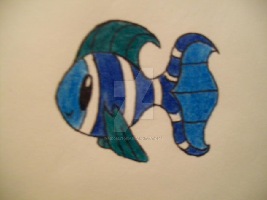 #7 beginning Tomamon for aqua wielders by RikoriStorm