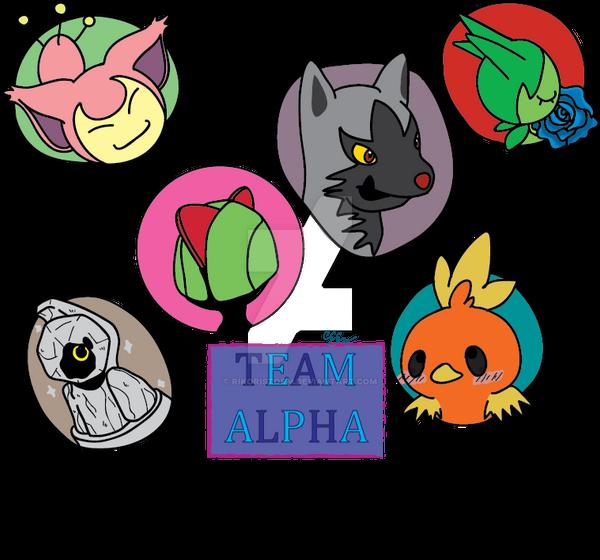 Alpah Team by RikoriStorm