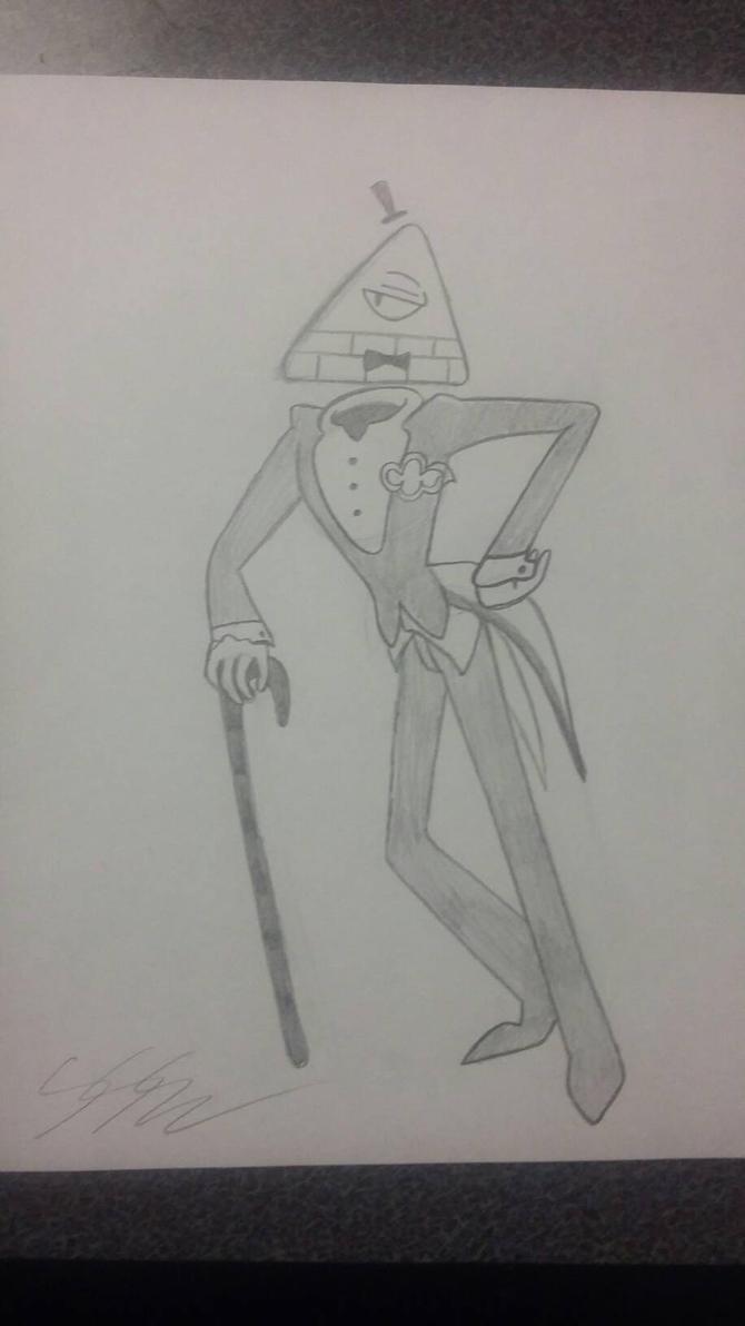 dat boi bill by RikoriStorm