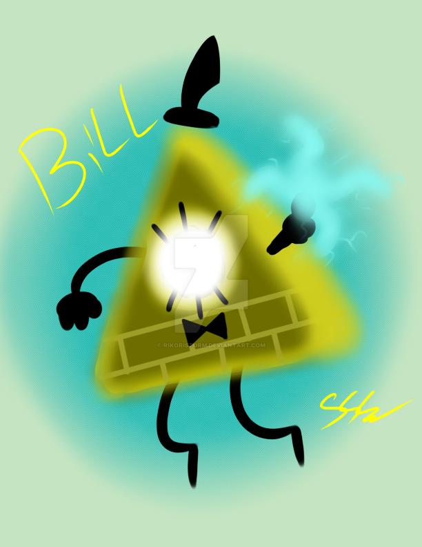 Bill by RikoriStorm