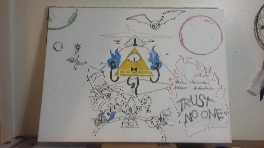 Canvas Bill WIP by RikoriStorm