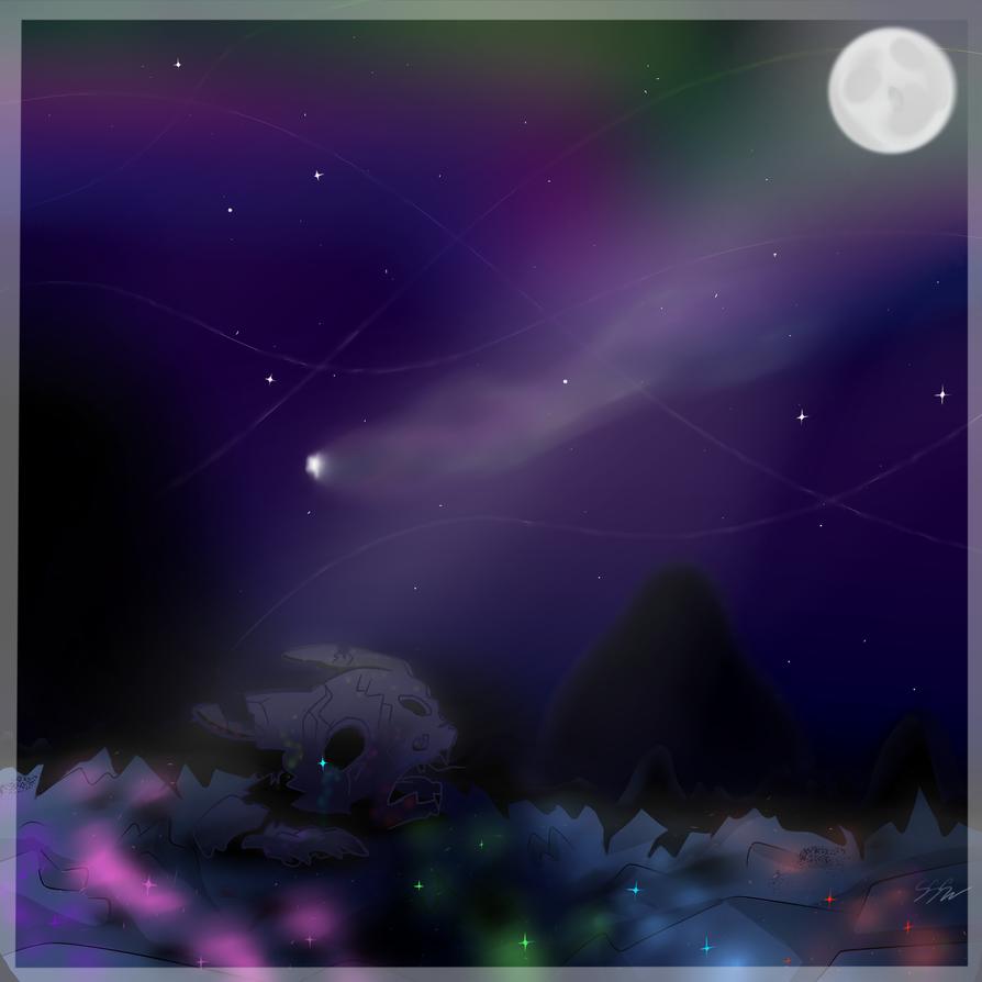 My dream is your Rainbow by RikoriStorm