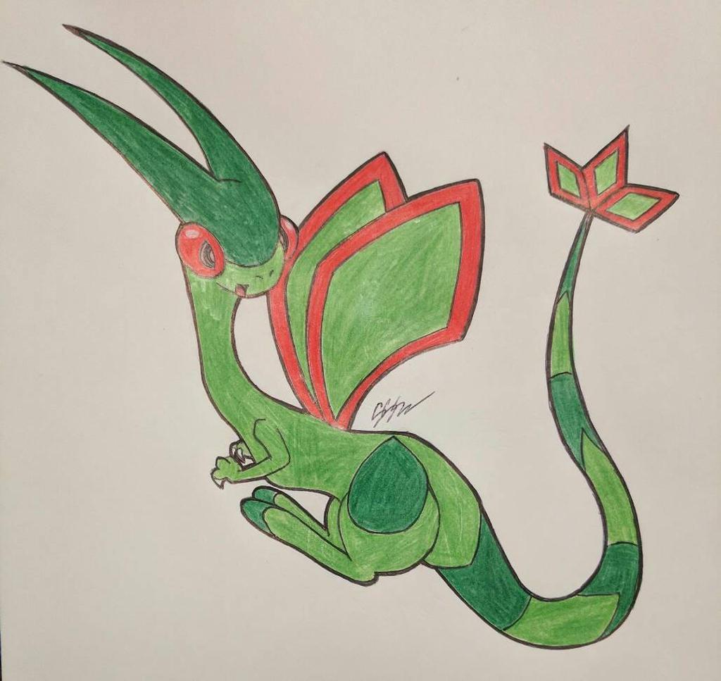 Pokemon challenge day 6 by RikoriStorm