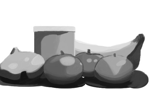 Still Life (Made In Photoshop)