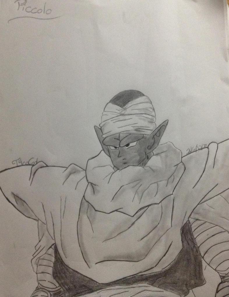Piccolo by T4coCat