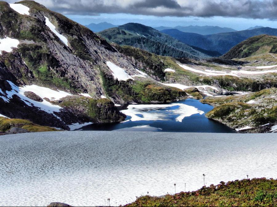 convoluted landscape by Glacierman54