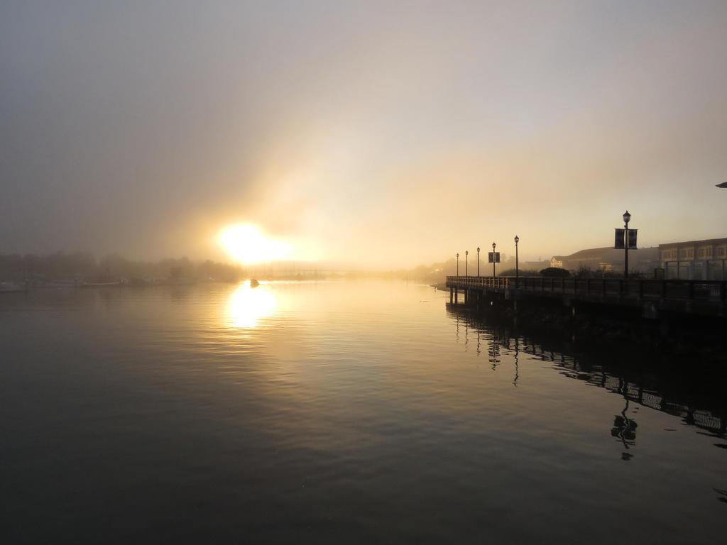 morning on Humboldt Bay by Glacierman54