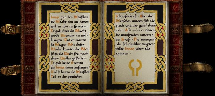 Lehren der Goetter III (1) (Gothic)