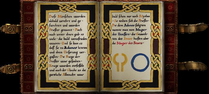 Lehren der Goetter III (2) (Gothic)
