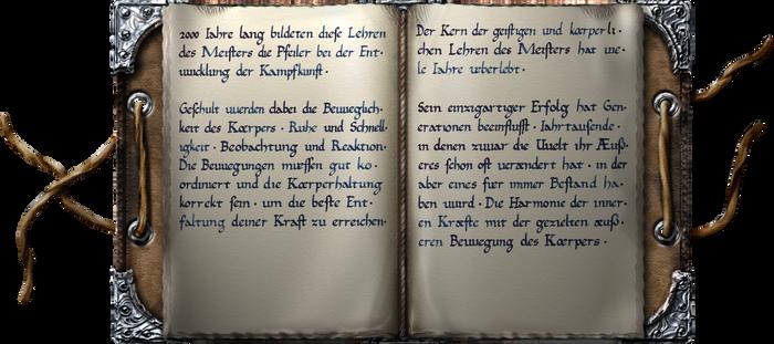 Kampfkunst (Gothic) (redone)