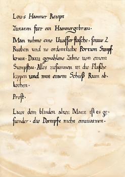 Lous Hammer (Gothic II - NotR)