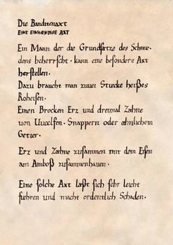 Die Banditenaxt (Gothic II - NotR)