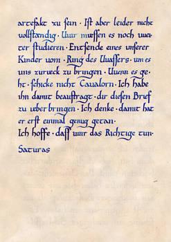 Saturas an Vatras 2 (Gothic II - NotR)