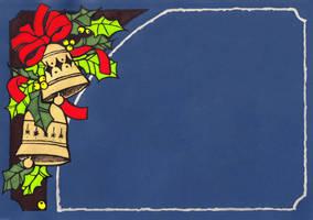 Christmas Card Border