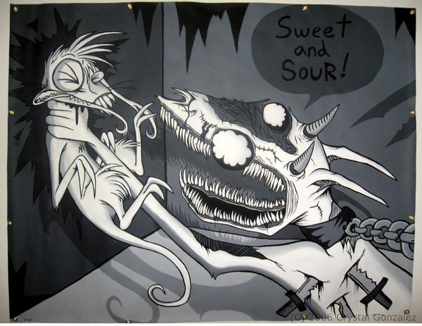 Revenge by Comickpro