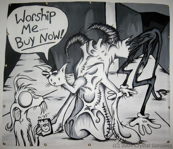 Idolatry-2004 by Comickpro