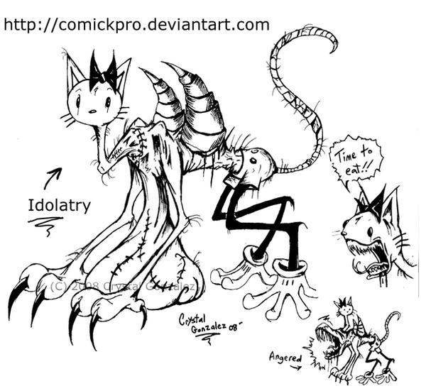 Idolatry-2008 by Comickpro