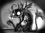 Dust Cat by Comickpro