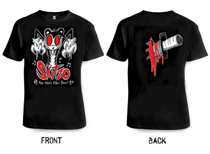 100tier-shirt by Comickpro