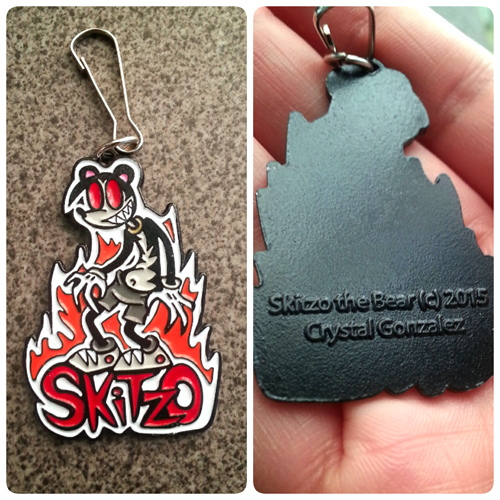 Keychain2 by Comickpro