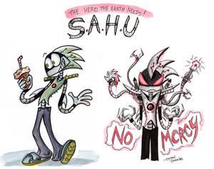 SAHU-watercolors