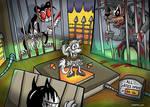 Commission- Jessica bombcat's Nightmare