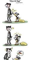 Skitzo -  Trick or Treat Comic