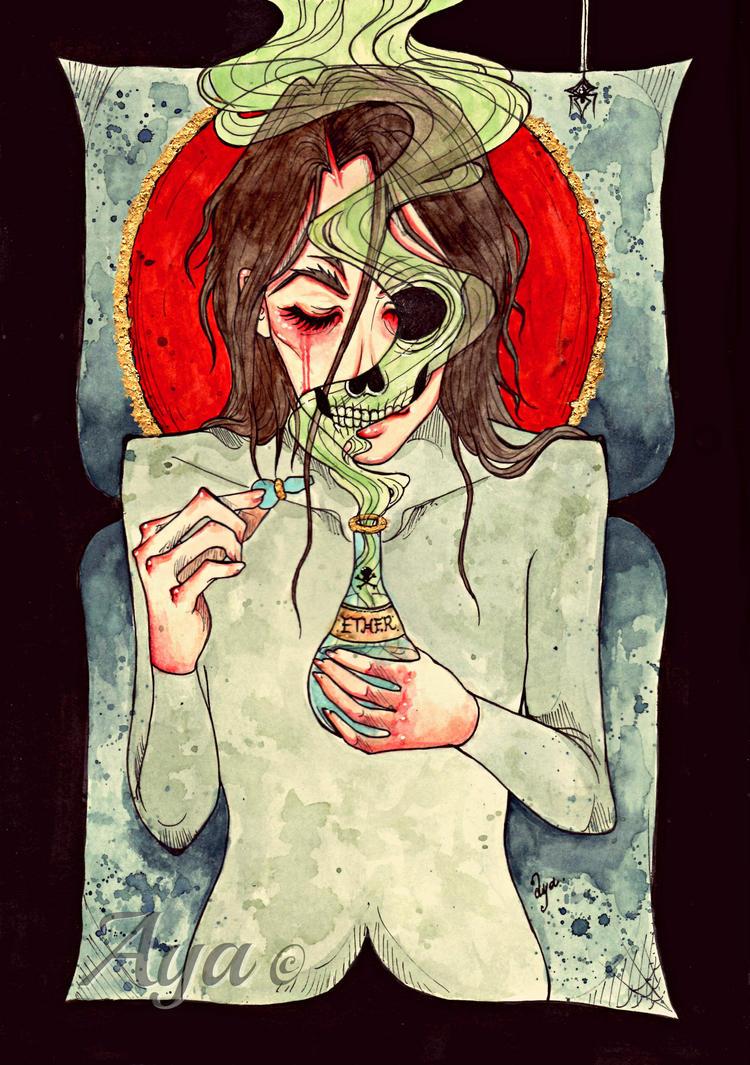 Deadly Fumes by Aya-Lunar