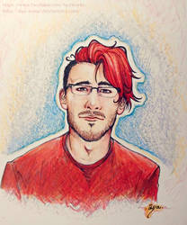 Markiplier by Aya-Lunar