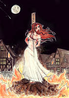Burn The Witch by Aya-Lunar