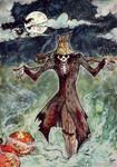 Scarecrow by Aya-Lunar