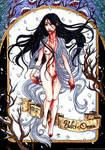 Yuki-Onna  Snow-Woman by Aya-Lunar