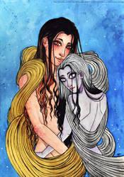 Danaus And Danae
