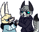 It's called holding hands by HellBarks