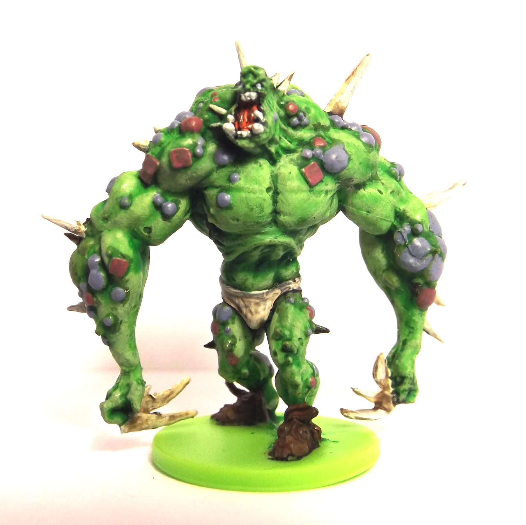 Toxic Abomination by robduckyworth