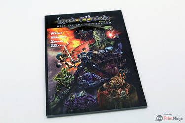 Legends of Candralar Graphic Novel - Print Version by Candralar