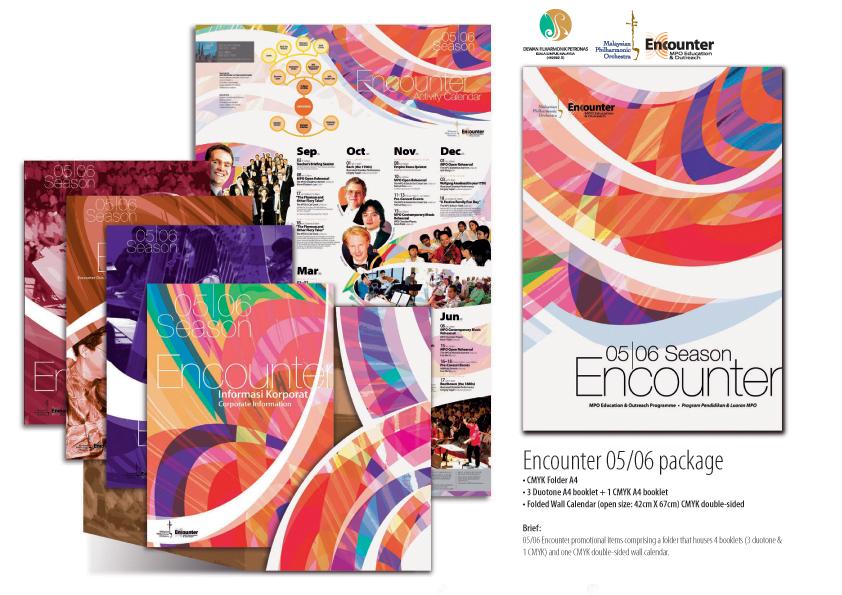 Encounter Season Brochure by sunderland7