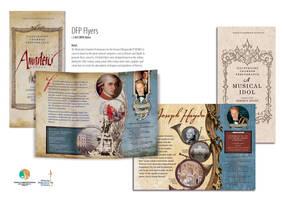 Concert leaflets by sunderland7
