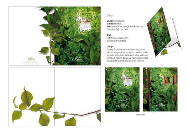 Siloso company folder by sunderland7