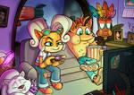 Bandicoot game night