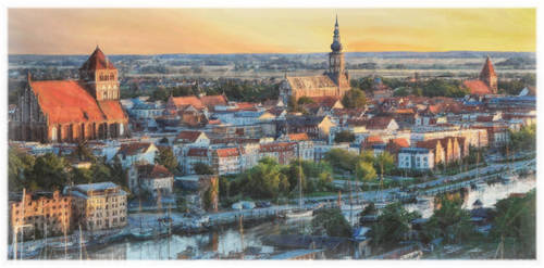 3 biggest churches of town by marwil-arts